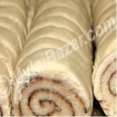 Cashew Chocolate Roll - 250 grams