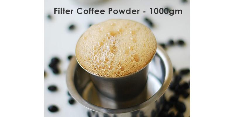 Filter Coffee Powder – 1 kilograms