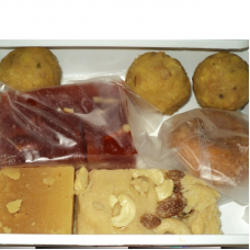 Ghee Assorted Sweets Box (500gms)