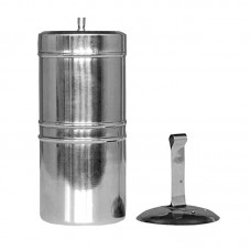 Stainless Steel Filter Coffee Maker - 1 Set