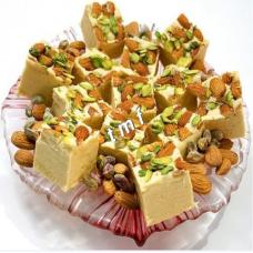 Cashew / Badam Sweets 1 quantity - 11pcs