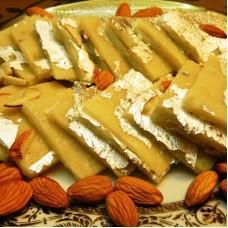 Cashew / Badam Sweets - 50gms/pack, 1 quantity - 25pcs